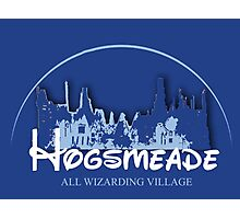 Hogsmeade Land Photographic Print