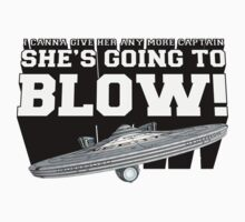 Star Trek - She's Going to Blow by metacortex