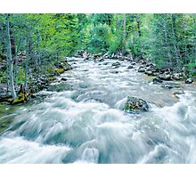 *** MERCED RIVER *** Photographic Print