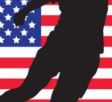 United States of America - WWC Sticker