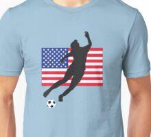 United States of America - WWC Unisex T-Shirt