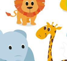 Childern Wear - Jungle Ware Sticker