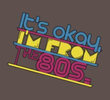 From the 80s by synaptyx