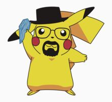 Pikachu Heisenberg Breaking Bad by manoffreedom