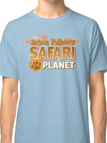 Brian Fellow's Safari Planet Classic T-Shirt