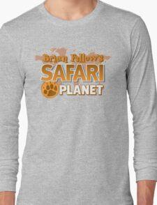 Brian Fellow's Safari Planet Long Sleeve T-Shirt