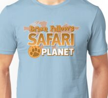Brian Fellow's Safari Planet Unisex T-Shirt