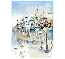 San Marco, Venice Poster