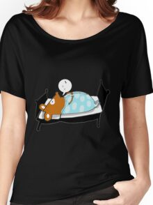 Good night Willy Women's Relaxed Fit T-Shirt