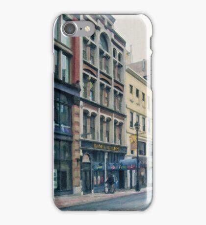 Halifax Nova Scotia iPhone Case/Skin