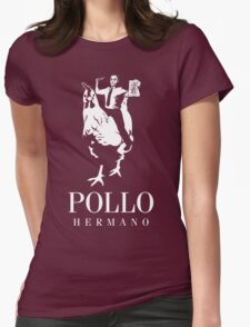 POLLO HERMANO Womens Fitted T-Shirt