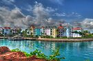 Harbour Village in Paradise Island, Nassau, The Bahamas by 242Digital