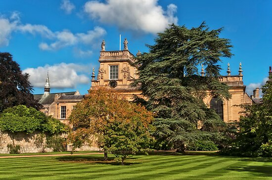 Trinity College, Oxford by cameraimagery