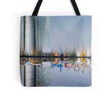 Shoreham Power Station - Shoreham Docks Tote Bag