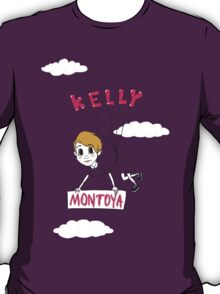 Balloon Kelly Montoya t-shirt T-Shirt