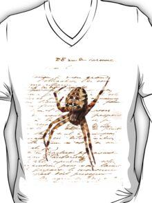 Spider Letter  T-Shirt