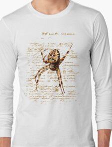 Spider Letter  Long Sleeve T-Shirt