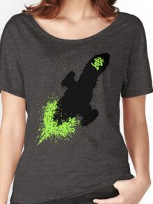 GLOW FLY! Women's Relaxed Fit T-Shirt