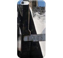 Hogsmead Sign iPhone Case/Skin