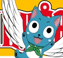 Happy, Fairy Tail Sticker