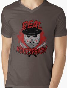 Real Horrorshow Mens V-Neck T-Shirt
