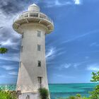 Eastern Road Lighthouse in Nassau, The Bahamas by Jeremy Lavender Photography
