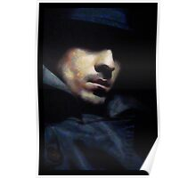 Mystical man Poster