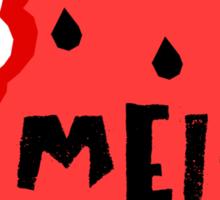 Slash 'n' Grab - Melon (goofy) Sticker