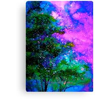 The Christmas Tree...Evergreen Canvas Print
