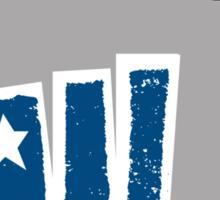 Slash 'n' Grab - Tail Grab (goofy)  Sticker