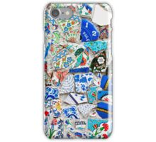 Broken Turkish Tiles iPhone Case/Skin