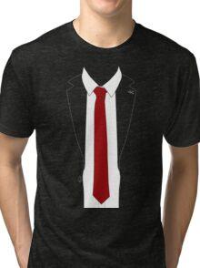 Agent 47 Tri-blend T-Shirt