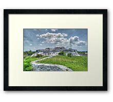 Fort Charlotte in Nassau, The Bahamas  Framed Print