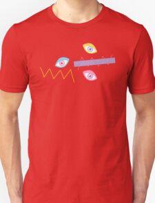 Pink Teichopsia Unisex T-Shirt