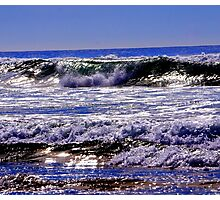 Into the Blue Photographic Print