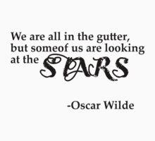 Oscar Wilde- STARS T-Shirt