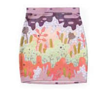 Crystal Forest Pencil Skirt
