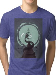 Night Hunt Tri-blend T-Shirt