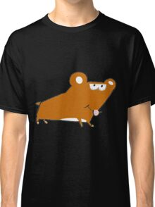 Willy the Hamster taking a walk Classic T-Shirt