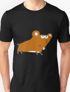 Willy the Hamster taking a walk T-Shirt