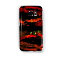 digital sky. texture. Samsung Galaxy Case/Skin