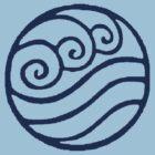 Water Tribe Symbol by zatanna103