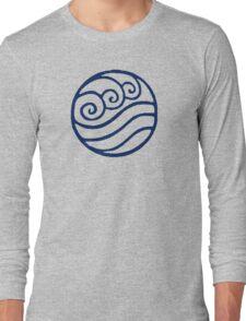 Water Tribe Symbol Long Sleeve T-Shirt