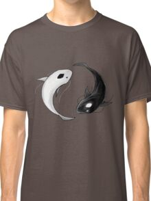 Yin and Yang Classic T-Shirt