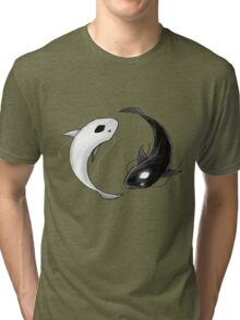 Yin and Yang Tri-blend T-Shirt