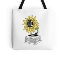 Singing in the sun Tote Bag