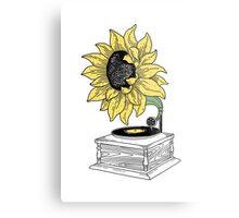 Singing in the sun Metal Print