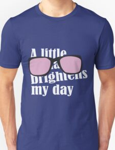 a little radiation brightens my day T-Shirt