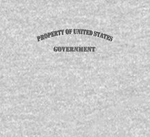 Property of US Government T-Shirt