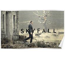 Skyfall 007 Poster